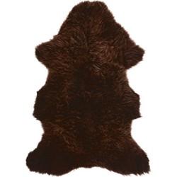 Vanburen Schapenvacht groot 110cm bruin