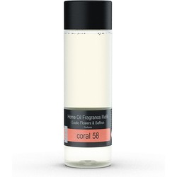 Janzen Home Fragrance Navulling Coral 58