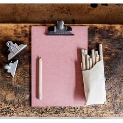 Klembord A4 Roze -  Brut Home Industrials