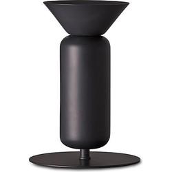 Northern Lighting Poppy Tafellamp Skinny Ø 8 cm - Grijszwart