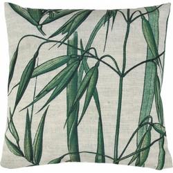 HK living kussen bamboo 45 x 45