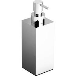 Clou Quadria Zeepdispenser staandmodel Chroom