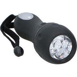 Zaklamp LED zwart