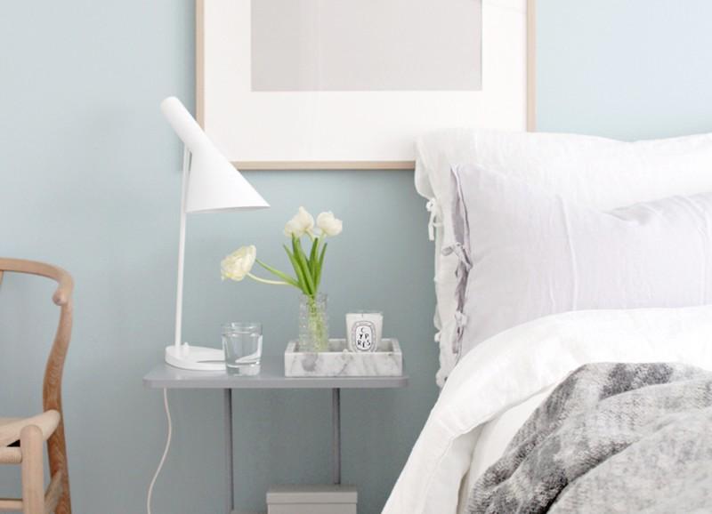 10x de mooiste blauwe slaapkamers
