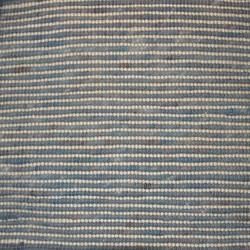 Wollen Kleed Blauw Safari 153 - Perletta - 170 x 240 cm