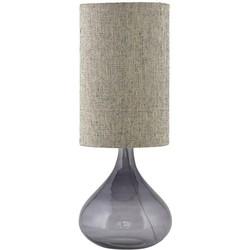 House Doctor Tafellamp Med Smokey grijs