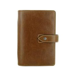 Filofax Leather Malden Personal Organiser