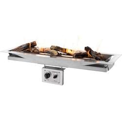 Happy Cocooning losse inbouwbrander rechthoek 99x32xH24 cm - groot