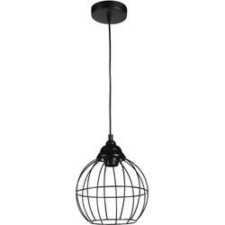 Hanglamp Set van 2 Lund Zwart