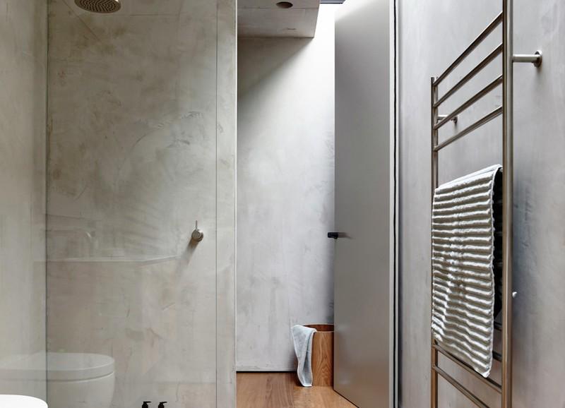 10x die schönsten Badezimmer mit Beton - Alles was du brauchst um ...
