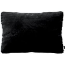 Kussenhoes Laura 40 x 60 cm zwart