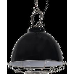 Hanglamp Figaro 56 cm Glans Zwart