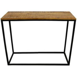 Kick industrial sidetable S