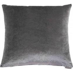 Sierkussen Perla kleur Dark Taupe - 30x45cm