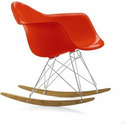 Vitra - Eames Plastic Armchair RAR, poppy red