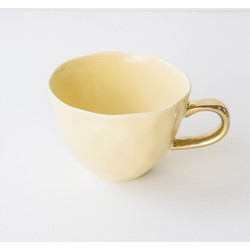 Good Morning Cup - Raffia Yellow