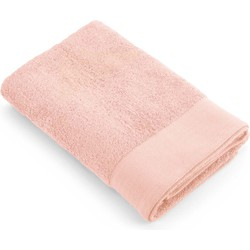 Walra Badlaken Soft Cotton Terry 70x140 cm roze
