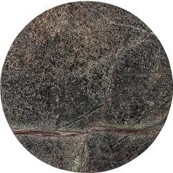 Bloomingville Dienblad Limestone Groen - Ø30 x 1,5 cm