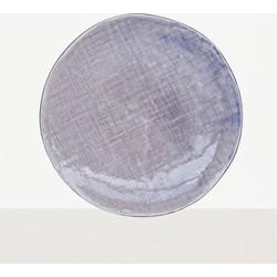 Urban Nature Culture plate Purple ash
