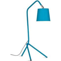 It's About RoMi Tafellamp Barcelona teal blauw