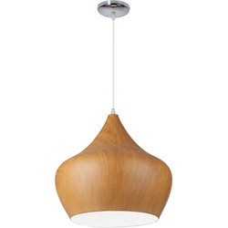 Linea Verdace Hanglamp Tipi Wood - Ø38cm