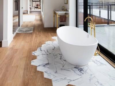 Dit zijn de 5 grootste badkamertrends voor 2019