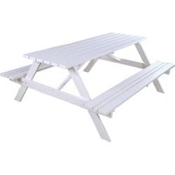 SenS-Line picknickset 150 cm - wit