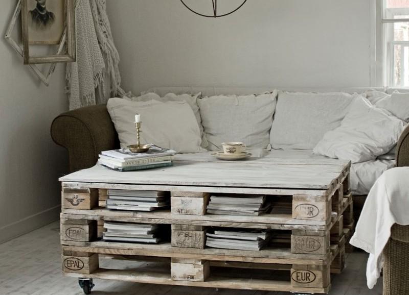 De mooiste DIY's met houten pallets