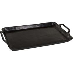 Alu Black Tray - 54.0 x 32.5 x 5.5 cm