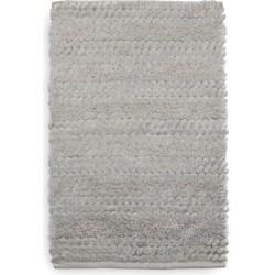 Badmat Roberto 60x100 cm light grey - 60% Katoen 40% Polyester