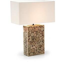 LaForma Tafellamp Tangor Ivoor / naturel La Forma