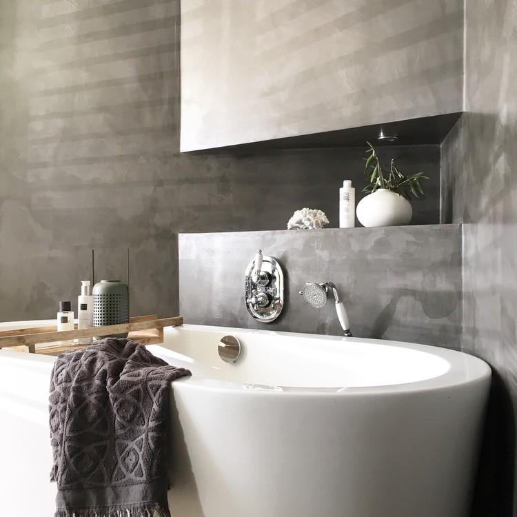 badkamer bad licht