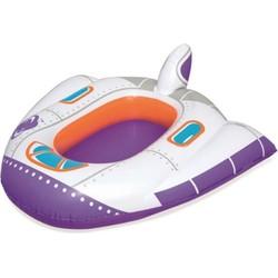 Zwembad bootje ruimteschip