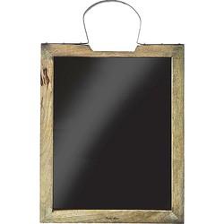 Rivièra Maison Portinatx Fotolijst Hout/Ijzer Bruin - 30 x 40 cm