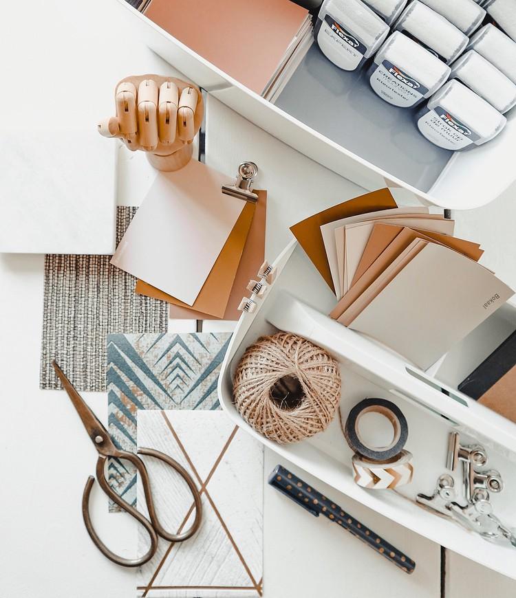 werkplek budget accessoires