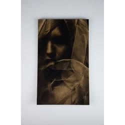 Deco schilderij HG op hout #20 (15cmx25cm)