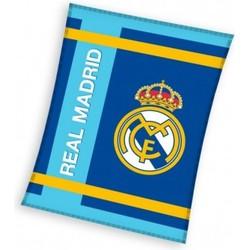 Fleece Deken Real Madrid 130x160 Fleece Dekens