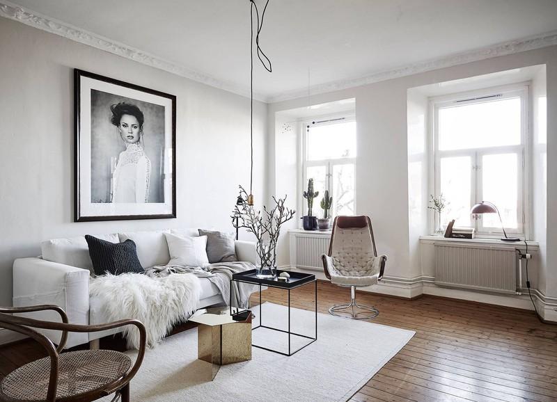 Zo styled een minimalist alles om van je huis je thuis te maken