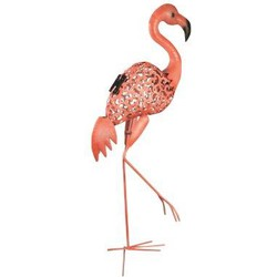 Luxform Flamingo decoratieve lamp - roze