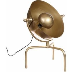 Lamp Laignes Goud  49cm Metaal Glamour