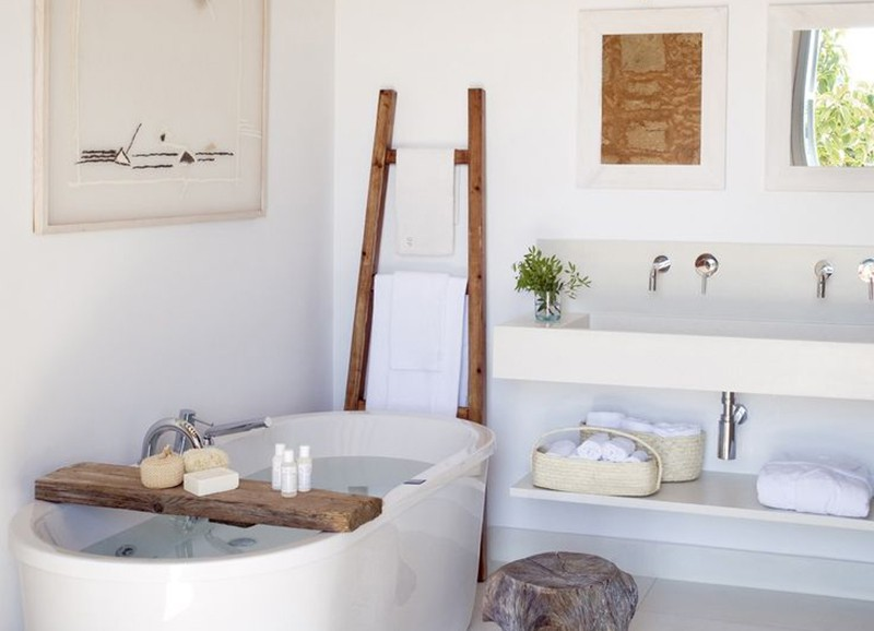 Badkamer Accessoires Goud : Tover je badkamer om in een spa alles om van je huis je thuis