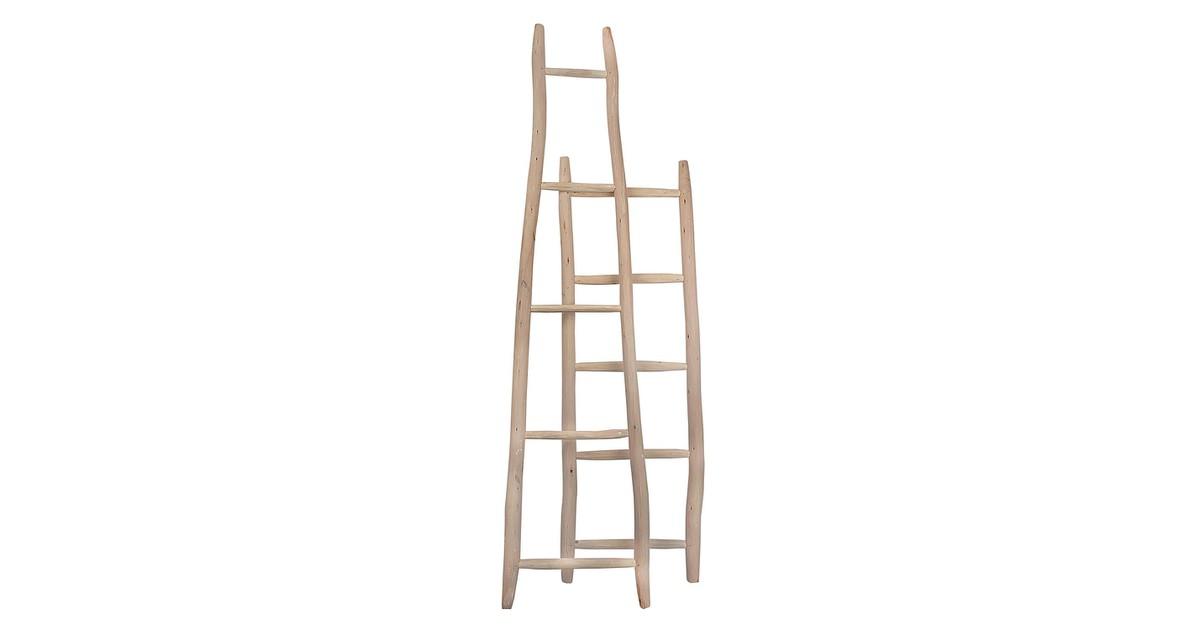 Household Hardware Luxe Ladder Bruin - 180 cm