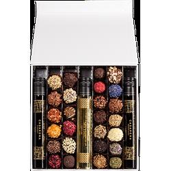 Chocolate & Wine - Luxe chocolade geschenkverpakking