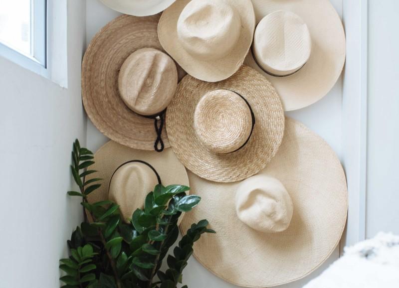 Ideen, um Hüte und Caps gekonnt aufzubewahren