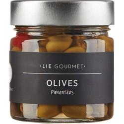 Lie Gourmet Groene olijven met chili