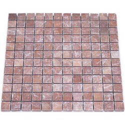 Burdur Brown Tumbled 2,3 x 2,3 x 1 cm