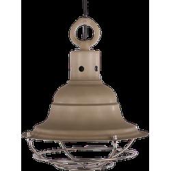 Hanglamp Goccia klein cement