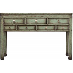 Fine Asianliving Fine Asianliving Chinese Sidetable Vintage Mint