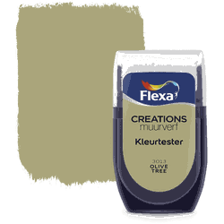 Muurverf Tester Olive Tree 30 ml