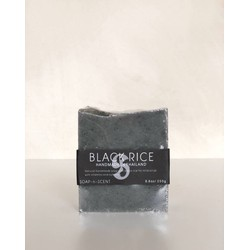 Zeepblok Black Rice | 250 gr